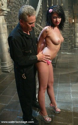 Photo number 2 from Riley Mason shot for Water Bondage on Kink.com. Featuring Riley Mason in hardcore BDSM & Fetish porn.