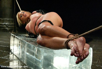Photo number 4 from Isis Love shot for Water Bondage on Kink.com. Featuring Isis Love in hardcore BDSM & Fetish porn.