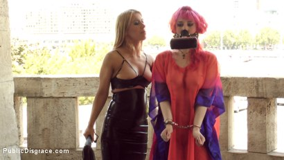 Photo number 1 from Anal Whore Services all the Shoes shot for Public Disgrace on Kink.com. Featuring RAM, Proxy Paige, Nikki Thorne and Bella Beretta in hardcore BDSM & Fetish porn.