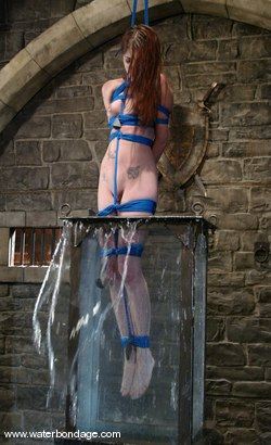 Photo number 12 from Alice Sadique shot for Water Bondage on Kink.com. Featuring Alice Sadique in hardcore BDSM & Fetish porn.