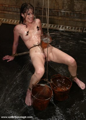 Photo number 5 from Alice Sadique shot for Water Bondage on Kink.com. Featuring Alice Sadique in hardcore BDSM & Fetish porn.