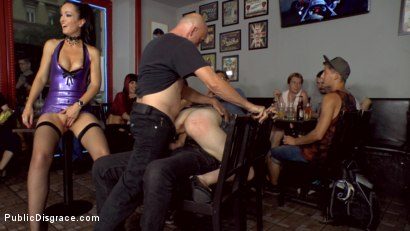 Photo number 10 from Alexa Wild's Double Vaginal Public Humiliation shot for Public Disgrace on Kink.com. Featuring Fetish Liza, RAM and Alexa Wild in hardcore BDSM & Fetish porn.