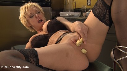 Photo number 7 from Figging: Fucking with Ginger shot for Kink University on Kink.com. Featuring Danarama and Dee Williams in hardcore BDSM & Fetish porn.