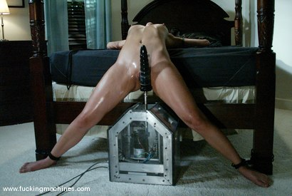 Photo number 14 from Satine Phoenix shot for Fucking Machines on Kink.com. Featuring Satine Phoenix in hardcore BDSM & Fetish porn.
