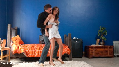 Photo number 1 from The Senator's Daughter shot for Sex And Submission on Kink.com. Featuring Marco Banderas and Renee Roulette in hardcore BDSM & Fetish porn.