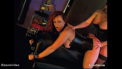Photo number 15 from Nina Hartley's Private Sessions 2 shot for Bizarre Video on Kink.com. Featuring Nina Hartley in hardcore BDSM & Fetish porn.