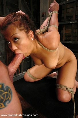 Photo number 11 from Jazmine Leih and Chris Charming shot for Sex And Submission on Kink.com. Featuring Chris Charming and Jazmine Leih in hardcore BDSM & Fetish porn.