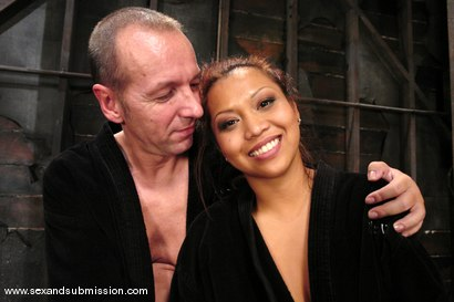 Photo number 15 from Jazmine Leih and Chris Charming shot for Sex And Submission on Kink.com. Featuring Chris Charming and Jazmine Leih in hardcore BDSM & Fetish porn.