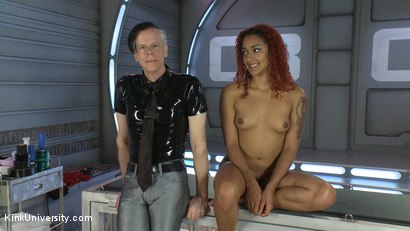 Photo number 1 from Mummification Bondage Play shot for Kink University on Kink.com. Featuring Danarama and Daisy Ducati in hardcore BDSM & Fetish porn.