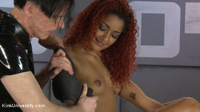 Photo number 2 from Mummification Bondage Play shot for Kink University on Kink.com. Featuring Danarama and Daisy Ducati in hardcore BDSM & Fetish porn.