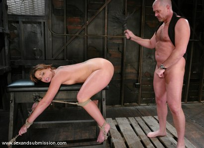 Photo number 9 from Mark Davis and Flower Tucci shot for Sex And Submission on Kink.com. Featuring Mark Davis and Flower Tucci in hardcore BDSM & Fetish porn.