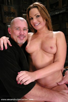 Photo number 15 from Mark Davis and Flower Tucci shot for Sex And Submission on Kink.com. Featuring Mark Davis and Flower Tucci in hardcore BDSM & Fetish porn.