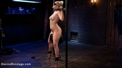 Photo number 10 from Blonde Brat Punishment shot for Device Bondage on Kink.com. Featuring Jenna Ivory and The Pope in hardcore BDSM & Fetish porn.
