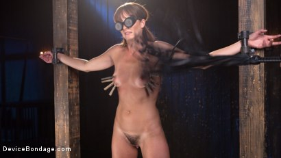 Photo number 6 from Terrorizing Bianca Breeze shot for Device Bondage on Kink.com. Featuring Bianca Breeze and The Pope in hardcore BDSM & Fetish porn.