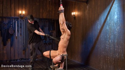 Photo number 1 from The Reason Why shot for Device Bondage on Kink.com. Featuring Nikki Darling and The Pope in hardcore BDSM & Fetish porn.