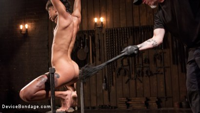 Photo number 4 from The Reason Why shot for Device Bondage on Kink.com. Featuring Nikki Darling and The Pope in hardcore BDSM & Fetish porn.