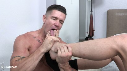 Photo number 1 from Ryder Me shot for Ducati Porn on Kink.com. Featuring Trenton Ducati in hardcore BDSM & Fetish porn.