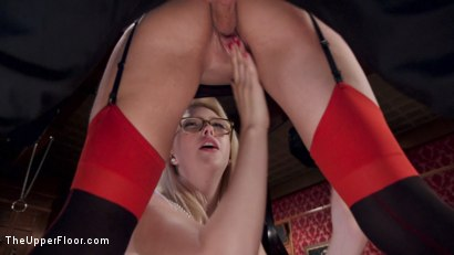 Photo number 9 from Spoiled Little Rich Girl Fucked Like a Slave shot for The Upper Floor on Kink.com. Featuring Samantha Rone, Michael Vegas and Amanda Tate in hardcore BDSM & Fetish porn.