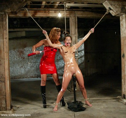 Photo number 8 from Isis Love, Alicia Angel and Princess Donna Dolore shot for Wired Pussy on Kink.com. Featuring Isis Love, Alicia Angel and Princess Donna Dolore in hardcore BDSM & Fetish porn.