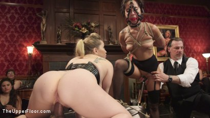 Photo number 21 from Fresh Pussy Slave Degraded and Brutally Fucked shot for The Upper Floor on Kink.com. Featuring Aiden Starr, Mickey Mod and Mia Austin in hardcore BDSM & Fetish porn.