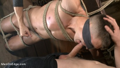 Photo number 10 from Party boy wakes up to find himself in a crucified edging shot for Men On Edge on Kink.com. Featuring Tyler Rush in hardcore BDSM & Fetish porn.
