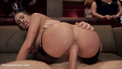Photo number 14 from Fresh 19 Year Old Tied Tight and Made to Serve Orgy  shot for The Upper Floor on Kink.com. Featuring John Strong and Ashley Adams in hardcore BDSM & Fetish porn.