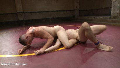 Photo number 8 from Jed Athens vs Logan Stone shot for Naked Kombat on Kink.com. Featuring Jed Athens and Logan Stone in hardcore BDSM & Fetish porn.