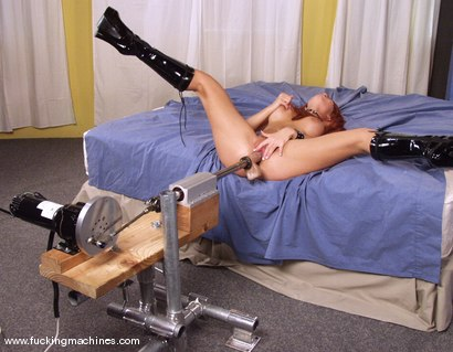 Photo number 5 from Nikki shot for Fucking Machines on Kink.com. Featuring Nikki in hardcore BDSM & Fetish porn.