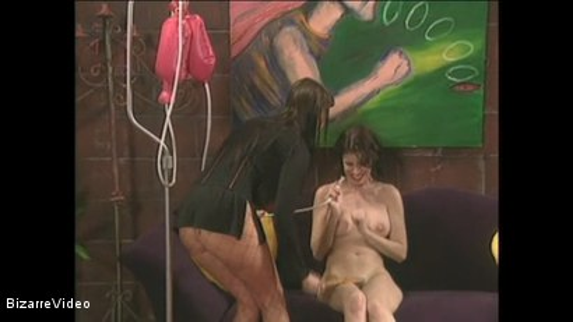 Photo number 9 from Enema Debutants 4 shot for Bizarre Video on Kink.com. Featuring  in hardcore BDSM & Fetish porn.