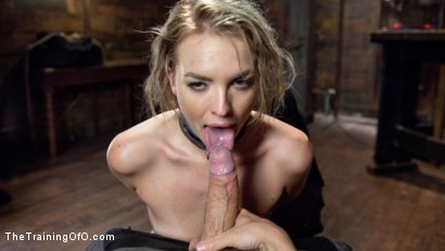 Photo number 13 from Hot Blonde Pussy Pounded: Day One shot for The Training Of O on Kink.com. Featuring Keira Nicole and Owen Gray in hardcore BDSM & Fetish porn.
