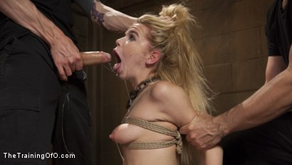 Photo number 4 from Best of Training of O! Anal Slave Alina West Day One shot for The Training Of O on Kink.com. Featuring Alina West and Owen Gray in hardcore BDSM & Fetish porn.