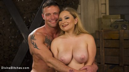 Photo number 1 from Aiden Starr Dominates Sexy Military Hard Ass shot for Divine Bitches on Kink.com. Featuring Aiden Starr and Sergeant Miles in hardcore BDSM & Fetish porn.