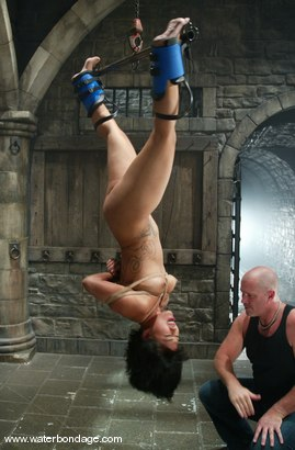 Photo number 2 from DragonLily and Mark Davis shot for Water Bondage on Kink.com. Featuring Mark Davis and DragonLily in hardcore BDSM & Fetish porn.