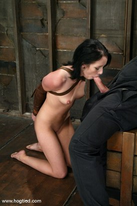 Photo number 14 from Alexa Von Tess shot for Hogtied on Kink.com. Featuring Alexa Von Tess in hardcore BDSM & Fetish porn.