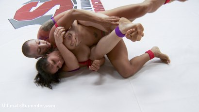 Photo number 4 from Welter Weight Season 12 championship Bout shot for Ultimate Surrender on Kink.com. Featuring Izamar Gutierrez and Mistress Kara in hardcore BDSM & Fetish porn.
