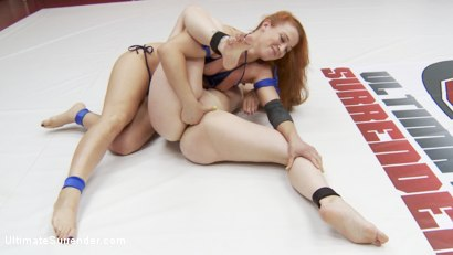 Photo number 4 from Brutal Leg Scissors, Brutal Double Control.Both girls Finger Hard shot for Ultimate Surrender on Kink.com. Featuring Bella Rossi and Cheyenne Jewel in hardcore BDSM & Fetish porn.