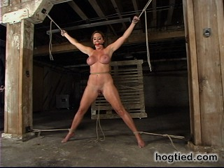 Christina carter bound nude with otm gag slideshow prego
