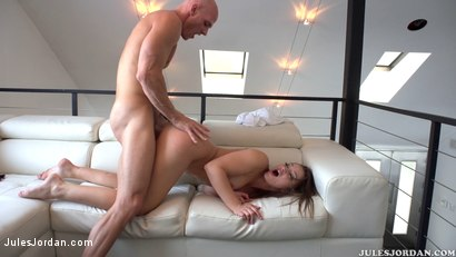 Photo number 12 from Dani Daniels Young Natural Babe Hungry For Cock shot for Jules Jordan on Kink.com. Featuring Dani Daniels in hardcore BDSM & Fetish porn.