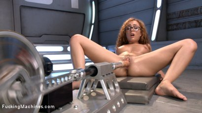 Photo number 5 from Tanned-Nubile-LA-Cum-Princess, Roxanne Rae Devours Fucking Machines!! shot for Fucking Machines on Kink.com. Featuring Roxanne Rae in hardcore BDSM & Fetish porn.