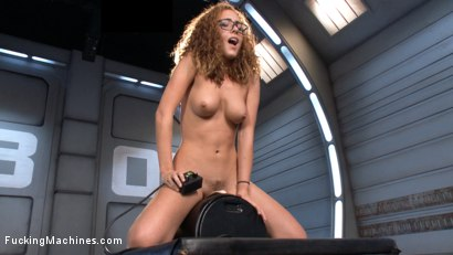 Photo number 9 from Tanned-Nubile-LA-Cum-Princess, Roxanne Rae Devours Fucking Machines!! shot for Fucking Machines on Kink.com. Featuring Roxanne Rae in hardcore BDSM & Fetish porn.
