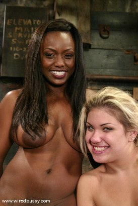Photo number 15 from Aubrey Addams and Jada Fire shot for Wired Pussy on Kink.com. Featuring Aubrey Addams and Jada Fire in hardcore BDSM & Fetish porn.