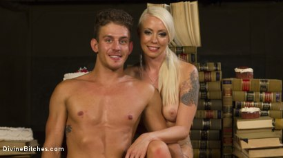 Photo number 2 from Lorelei Lee Returns to Humiliate Jock Fuckboy shot for Divine Bitches on Kink.com. Featuring Lorelei Lee and Alexander Gustavo in hardcore BDSM & Fetish porn.