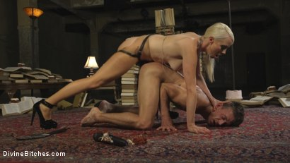 Photo number 18 from Lorelei Lee Returns to Humiliate Jock Fuckboy shot for Divine Bitches on Kink.com. Featuring Lorelei Lee and Alexander Gustavo in hardcore BDSM & Fetish porn.