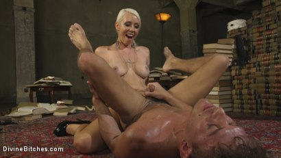 Photo number 20 from Lorelei Lee Returns to Humiliate Jock Fuckboy shot for Divine Bitches on Kink.com. Featuring Lorelei Lee and Alexander Gustavo in hardcore BDSM & Fetish porn.