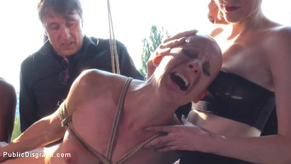 Photo number 12 from Two Berlin Freaks Get an Intense Public Shaming and Fucking shot for Public Disgrace on Kink.com. Featuring Mona Wales, Conny Dachs, Steve Holmes, Mad Kate and Jolyne Joy in hardcore BDSM & Fetish porn.