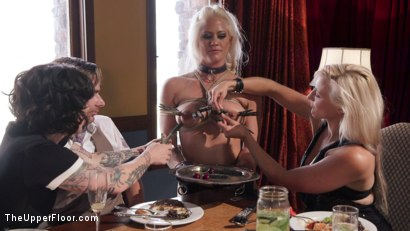 Photo number 14 from Anal Initiation of Cassidy Klein shot for The Upper Floor on Kink.com. Featuring Holly Heart, Cassidy Klein and Bill Bailey in hardcore BDSM & Fetish porn.
