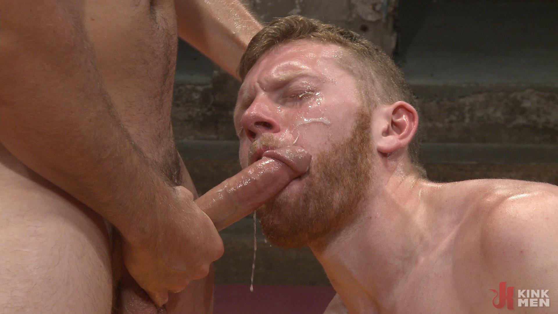 Photo number 14 from Kip Johnson vs Cass Bolton shot for Naked Kombat on Kink.com. Featuring Cass Bolton and Kip Johnson in hardcore BDSM & Fetish porn.
