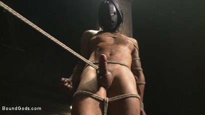 Photo number 8 from The Return of Rocco Steele shot for Bound Gods on Kink.com. Featuring Rocco Steele and Adam Ramzi in hardcore BDSM & Fetish porn.