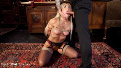 Photo number 4 from Madelyn Monroe's Anal Submission shot for Sex And Submission on Kink.com. Featuring Madelyn Monroe and Tommy Pistol in hardcore BDSM & Fetish porn.