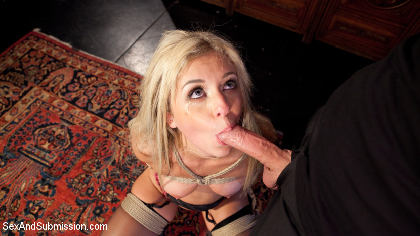 SexAndSubmission - Madelyn Monroe's Anal Submission